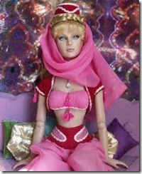 I Dream of Jeannie Doll