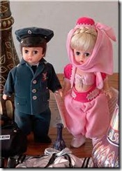 I Dream of Jeannie Dolls