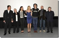 Rob Marshall Nine Cast