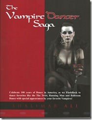 The Vampire Dancer Saga