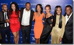 Sparkle Cast 2012