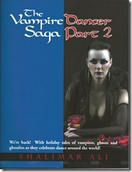 The Vampire Dancer Saga Front Cover JPG