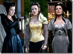 Kathleen Robertson Evil Witch Tin Man