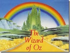 Wizard of Oz background