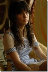 Zooey in Tin Man