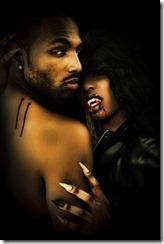 Sexy Black Vampire Couple