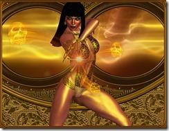 Scorpion Queen