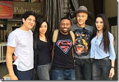 Rush Hour cast