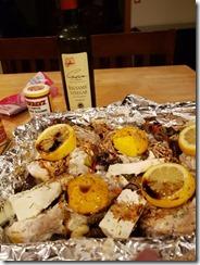 Garlic Greek Chicken 015