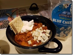 Buffalo Chicken Chili 055