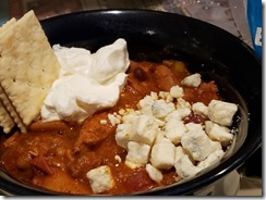 Buffalo Chicken Chili 056