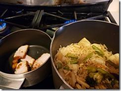 Teriyaki Rice Stir Fry 014