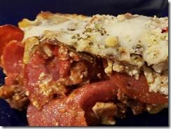 Greek Pizza 144